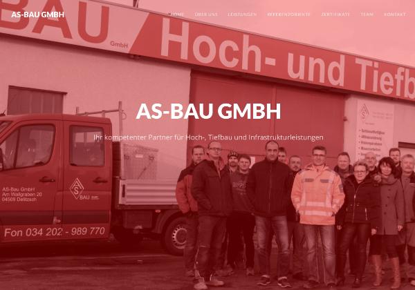 Referenz AS-Bau GmbH